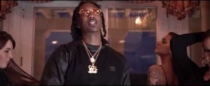 Video: Breeze Davis Feat. Scotty ATL - Ball And Chill